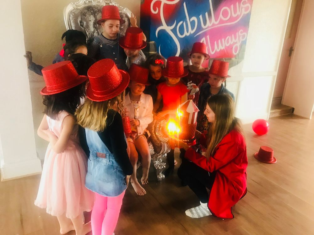 pamper parties bromley