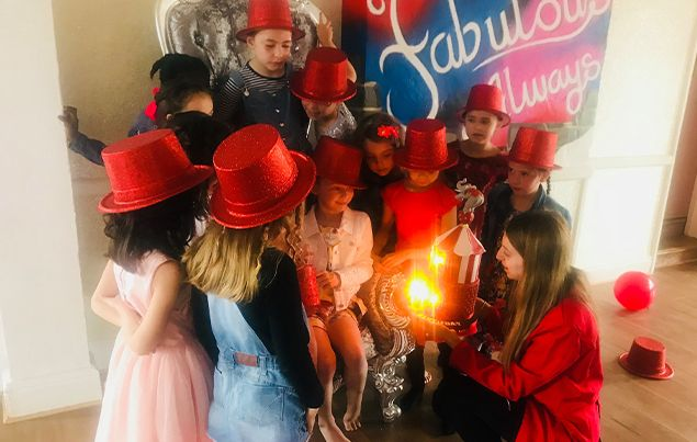 Bespoke themed parties Bromley