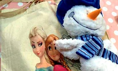 Build a snowman themed party